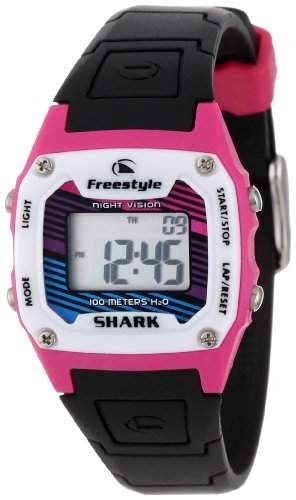 Freestyle Damen-Armbanduhr Shark Classic Digital Kautschuk FS81230