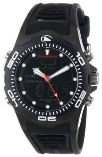 Freestyle Herren-Armbanduhr XL Shark X 20 Digital Kautschuk FS81241