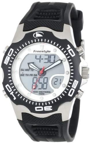 Freestyle Herren-Armbanduhr XL Shark X 20 Digital Kautschuk FS81242