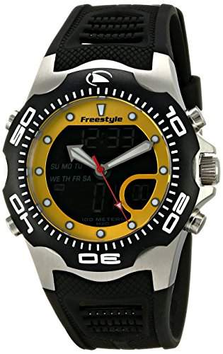 Freestyle Herren-Armbanduhr XL Shark X 20 Digital Kautschuk FS81244