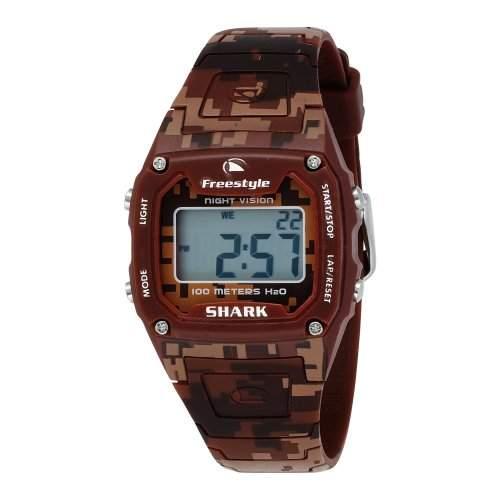 Freestyle Herren-Armbanduhr Shark Classic Digital Kautschuk FS81315AF