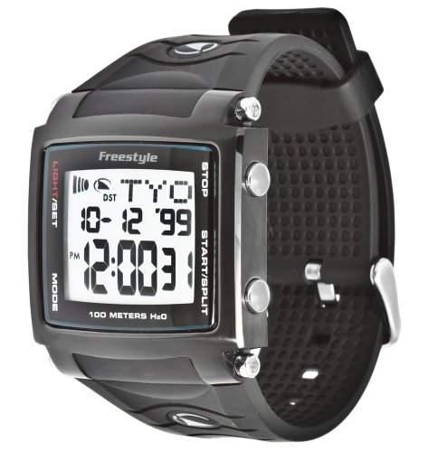 Freestyle Herren-Armbanduhr Cory Lopex Signature Digital Kautschuk FS81322