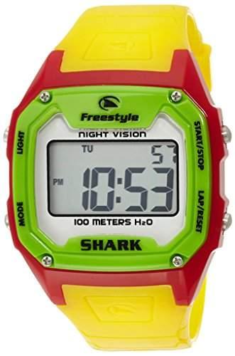 Freestyle Herren-Armbanduhr Shark Classic Digital Kautschuk FS84849