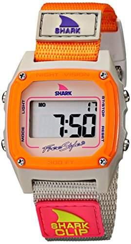 Freestyle Damen-Armbanduhr Shark Classic Digital Nylon FS84860