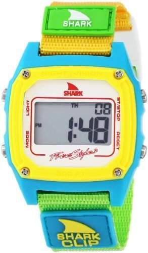 Freestyle Herren-Armbanduhr Shark Classic Digital Nylon FS84862