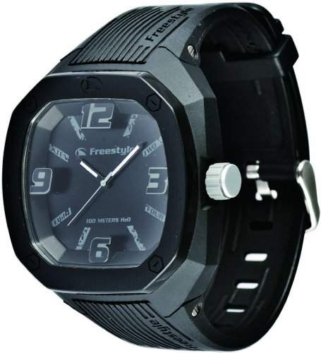 Freestyle Herren-Armbanduhr The Rig Analog Kautschuk FS84890