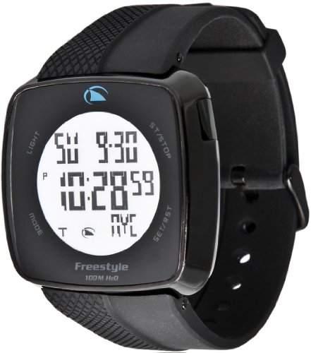 Freestyle Herren-Armbanduhr The Tangent Digital Kautschuk FS84914