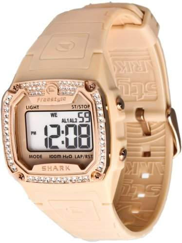 Freestyle Damen-Armbanduhr Shark Classic Digital Kautschuk FS84938