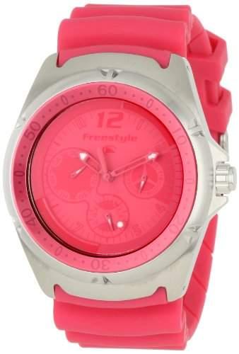 Freestyle Damen-Armbanduhr XL Hammerhead Dive Chronograph Kautschuk FS84942