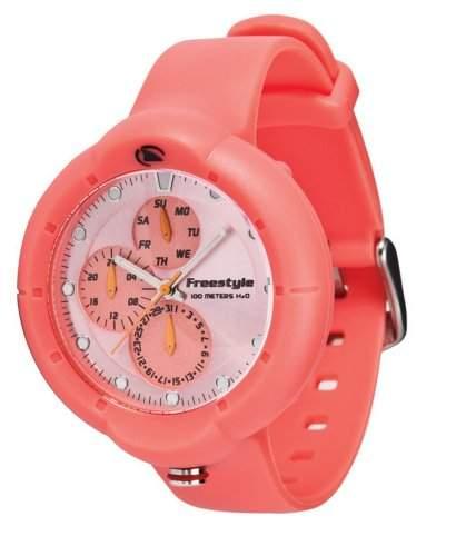 Freestyle Damen-Armbanduhr Blush Chronograph Silikon FS84954