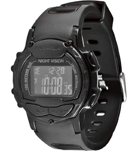 Freestyle Herren-Armbanduhr XL Predator Digital Kautschuk FS84994