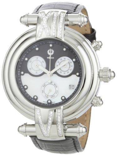 Brillier Damen 06 41121 01 Klassique Round Stainless Steel Chronograph