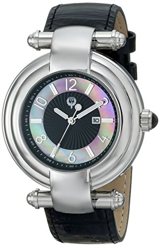 Brillier Damen 31 01 Klassique Analog Display Quartz Black Watch