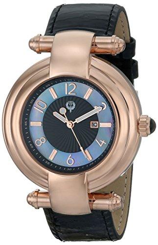 Brillier Damen 31 03 Klassique Analog Display Quartz Black Watch