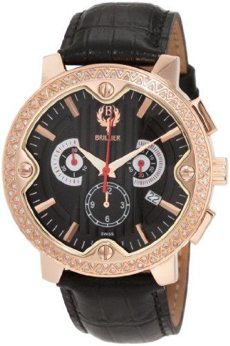 Brillier Herren 05 31121 08 Voyageur Tachymeter Uhr