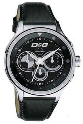 D&G Dolce&Gabbana Herren-Armbanduhr DW0211
