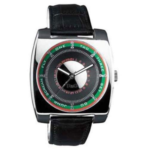 DOLCE & GABBANA Armbanduhr HARD SHIP Herren Uhr Markenuhr Edelstahl D&G DW0128