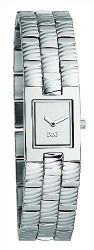 D&G Dolce&Gabbana Damen-Uhren Saddle DW0553