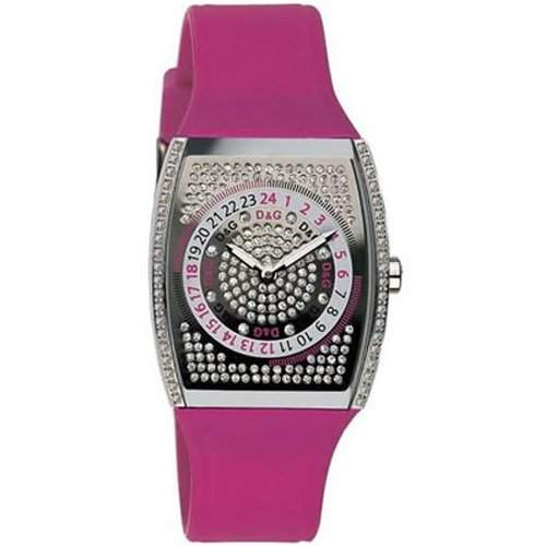 D&G Dolce&Gabbana Time Damenarmbanduhr D&G Dolce&Gabbana Summerland Extensions DW0071