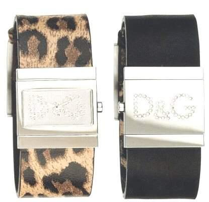 D&G Dolce&Gabbana Damen-Armbanduhr DW0012