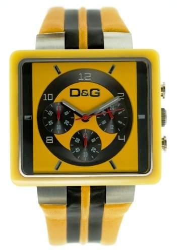 D&G Dolce&Gabbana Herrenuhr Cream DW0063