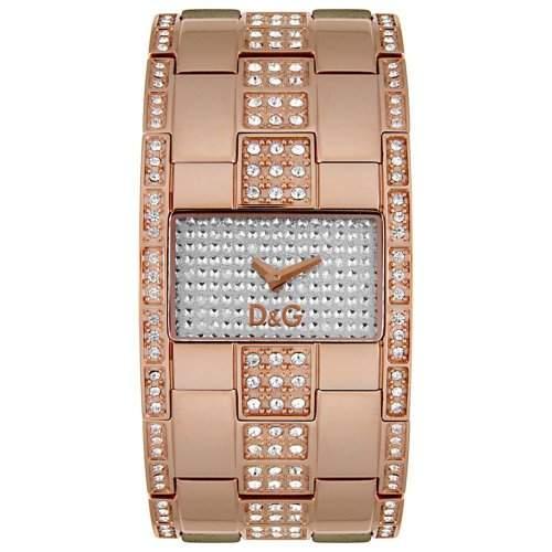 D&G Dolce&Gabbana Damen-Uhren Quarz Analog DW0242