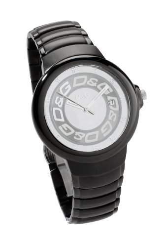 D&G Dolce&Gabbana Herren-Uhren Quarz Analog Mole DW0249