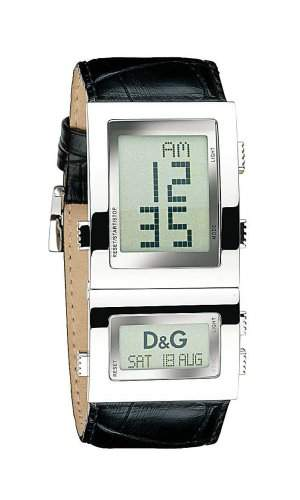 D&G Dolce&Gabbana Herren-Armbanduhr DW0358