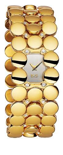 D&G Dolce&Gabbana Damenuhr Quarz DW0448