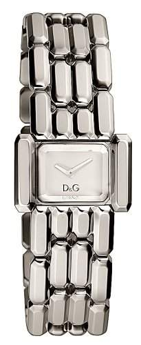 D&G Dolce&Gabbana-Damen-Armbanduhr Edelstahl DW0470