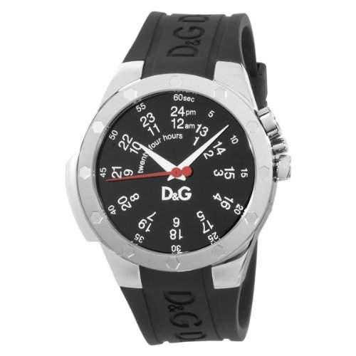 D & G Dolce & Gabbana Herren Armbanduhr Jack DW0566