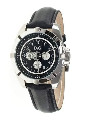 Dolce und Gabbana Chalet Maenner GMT Uhr DW0607