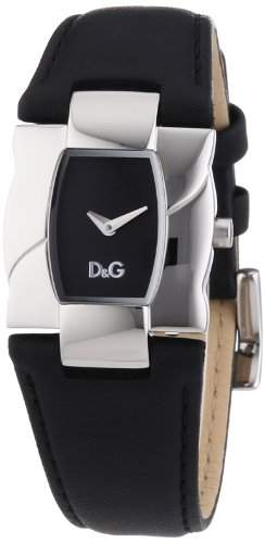 D&G Dolce&Gabbana Damen-Armbanduhr XS Analog Leder DW0614