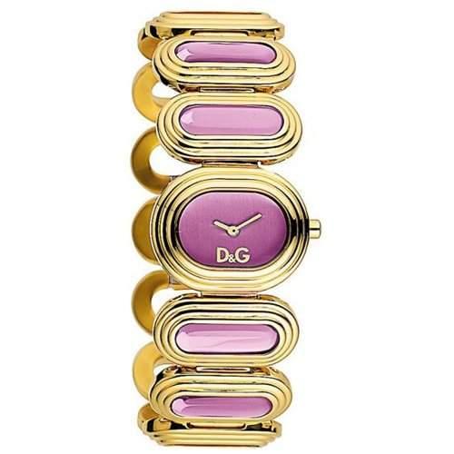 D&G Dolce&Gabbana Damen-Armbanduhr Cortina Time DW00621