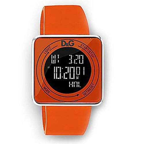 D&G uhr HIGH CONTACT orange * DW 0738 UVP 158 €