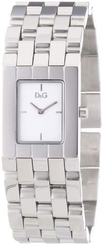 D&G Dolce&Gabbana Damen-Armbanduhr XS Analog Edelstahl DW0741