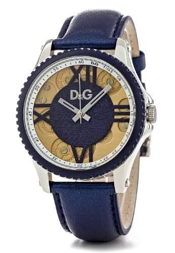 D&G Dolce & Gabbana Damen-Armbanduhr Analog Quarz DW0775