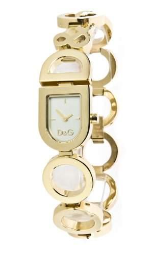 D&G Dolce&Gabbana Damen-Armbanduhr DAY & NIGHT IPG SILVER DIAL BRACELET DW0130