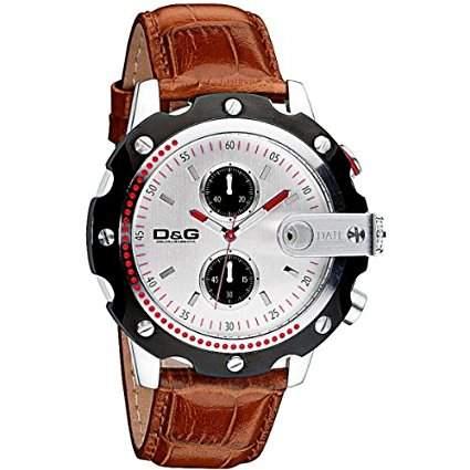 D&G Dolce&Gabbana Herren-Armbanduhr DW0365