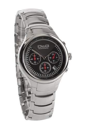 D&G Dolce&Gabbana Unisex-Armbanduhr DW0424