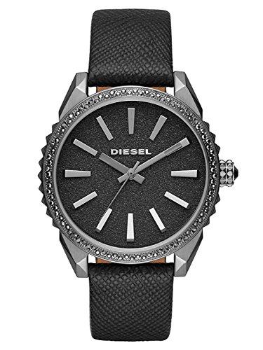 Diesel Damen Armbanduhr Nuki Schwarz DZ5533