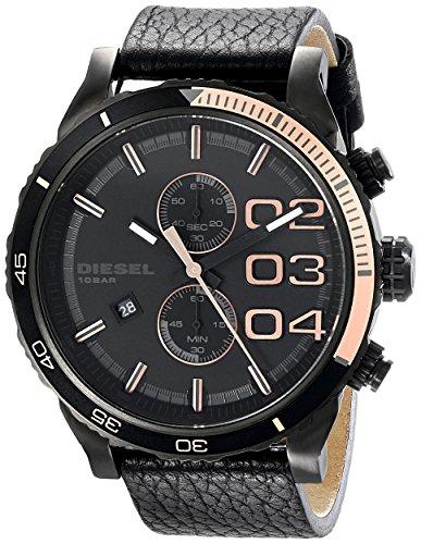 Uhr Diesel Franchise Dz4327 Herren Schwarz