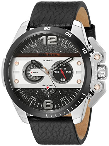 DIESEL Herren Ironside Analog Dress Quartz Reloj Importiert DZ4361