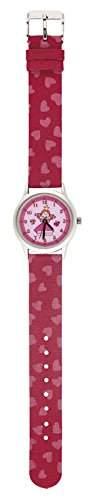 Sigikid Maedchen-Armbanduhr Analog Quarz Textil 24353