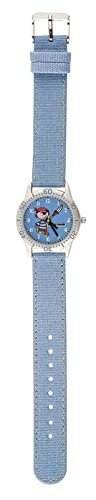 Sigikid Jungen-Armbanduhr Analog Quarz Textil 24351