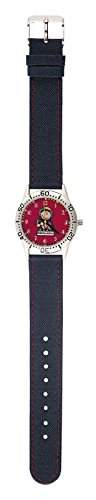 Sigikid Jungen-Armbanduhr Analog Quarz Textil 24352