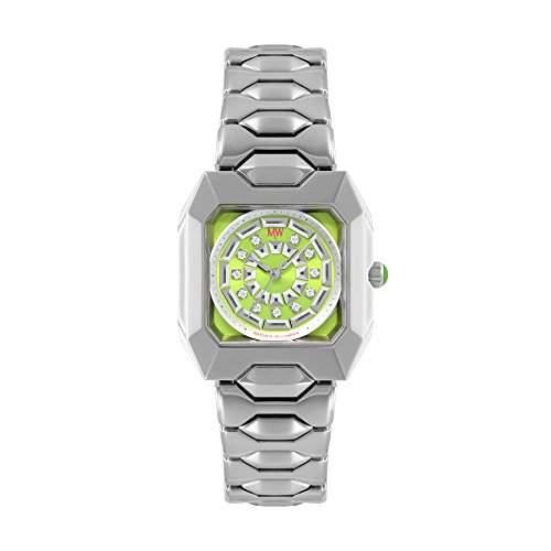Matthew Williamson WomenHerren Armbanduhr invicta Analog-Anzeige und Silber-Edelstahl-Armband vergoldet 2401 lbm330 DE