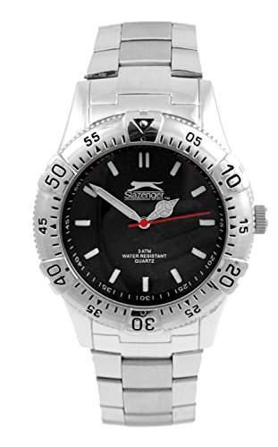 Slazenger Herren-Armbanduhr Analog Quarz Edelstahl SLZ103A