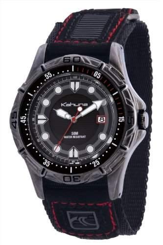 Kahuna Herren-Armbanduhr Analog schwarz K5V-0002G