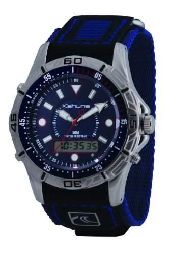 Kahuna Herren-Armbanduhr blau K5V-0005G